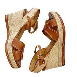 Clarks Indigo Amelia Air Wedge Espadrille Sandals